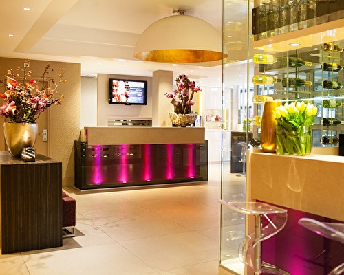 Reception The Albus Hotel