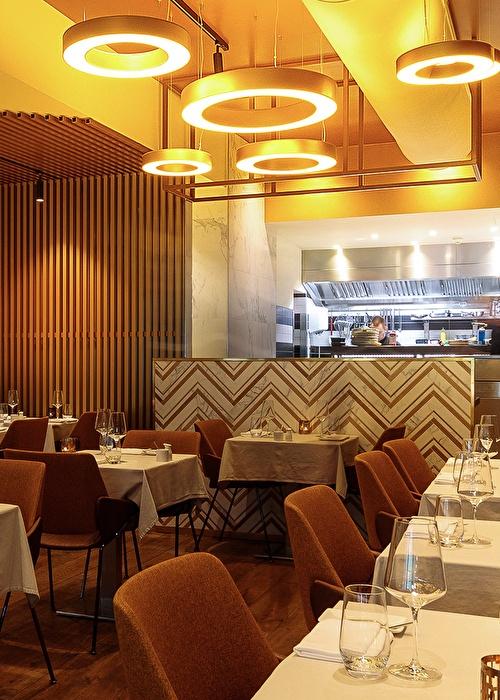 Restaurant Senses by Lars Bertelsen